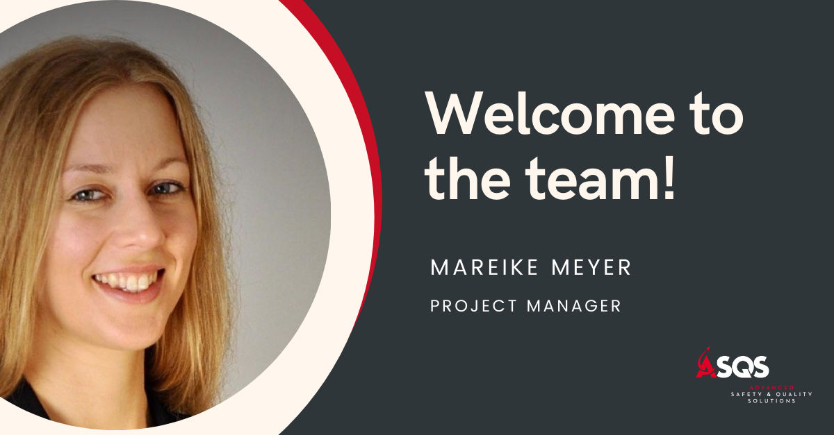 Mareike Meyer, ASQS, Project Management, IQSMS, aviation safety, compliance , SMS, QMS