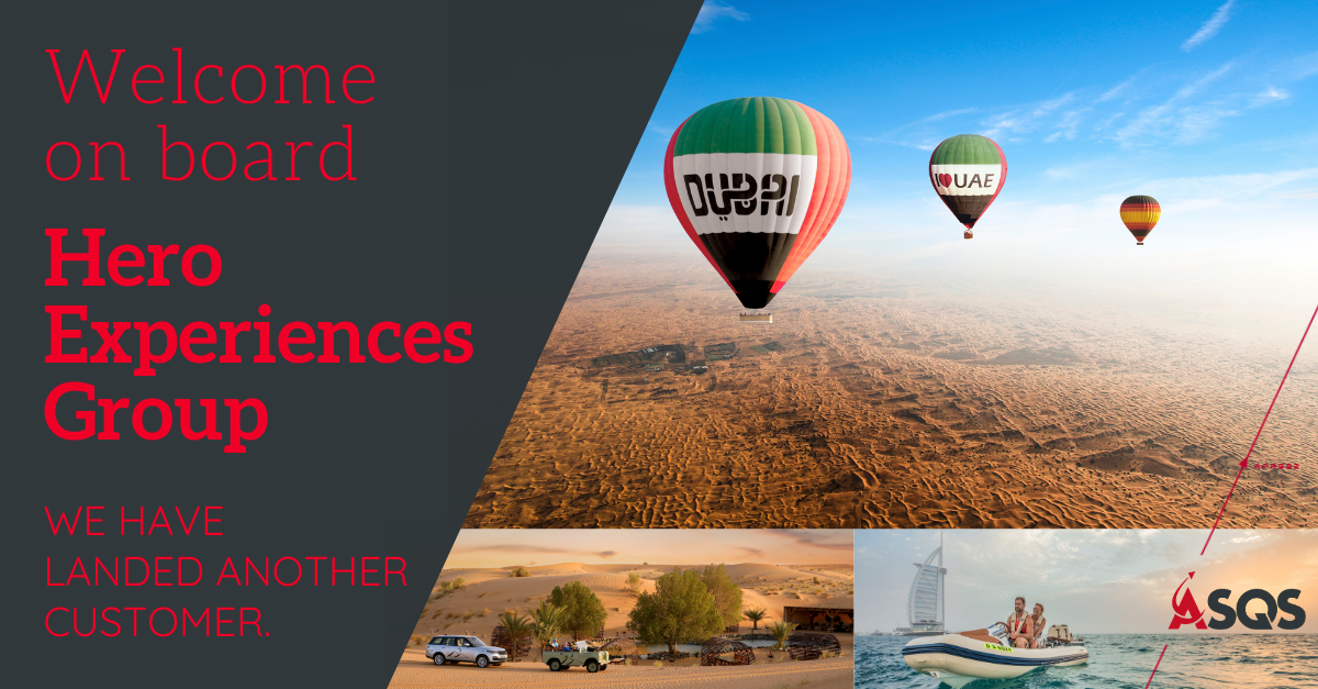 ASQS, IQSMS, aviation safety, SMS, risk management, quality management, reporting, UAE, Dubai, Hero Experiences Group, Baloon Adventures Dubai