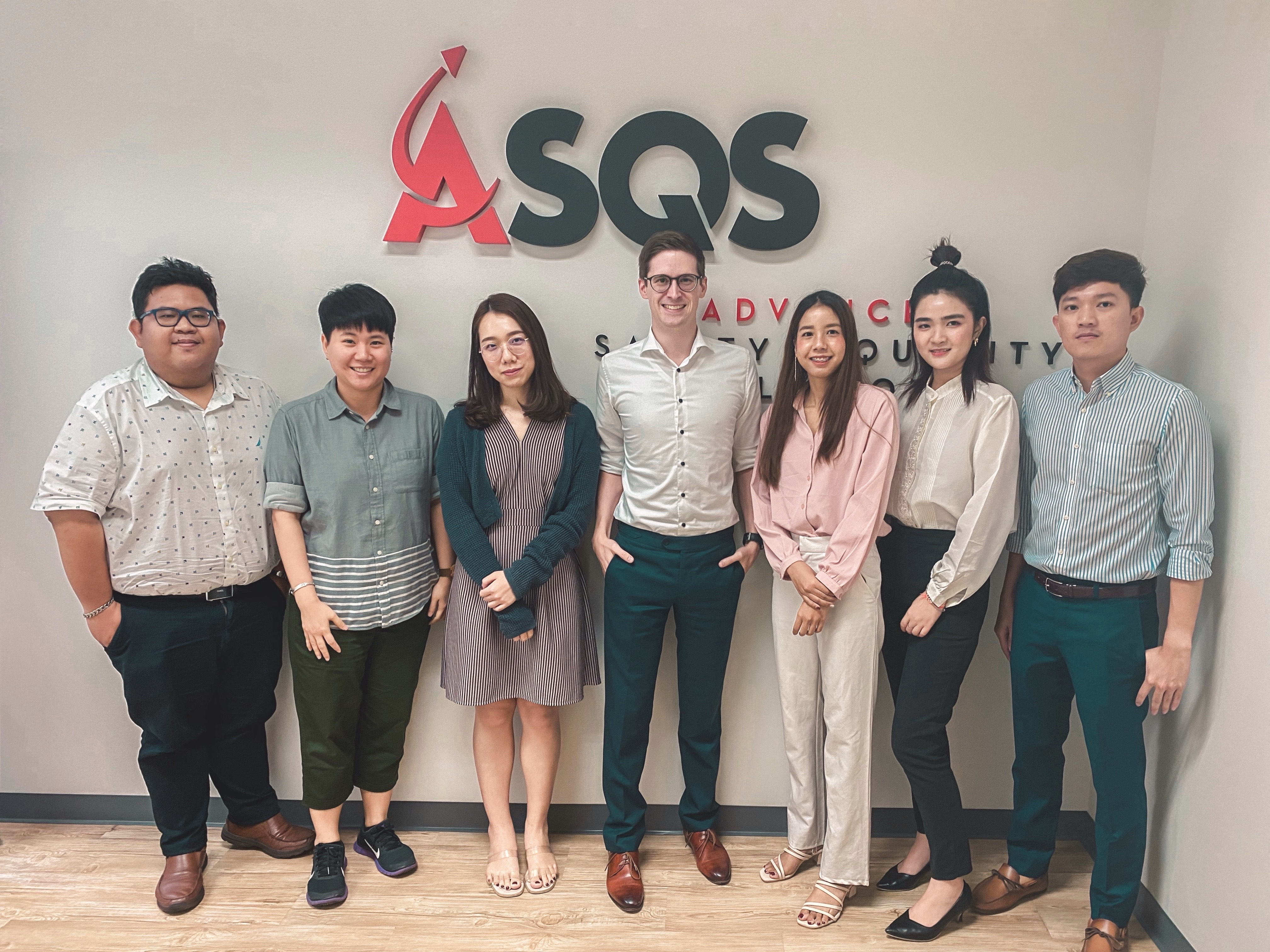 ASQS Bangkok, IQSMS, Aviation Safety, SMS, ASQS